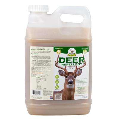 2.5 Gal. Bobbex Deer Repellent Concentrated Spray