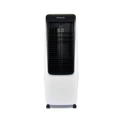 600 CFM 4-Speed Portable Evaporative Air Cooler and Tower Fan