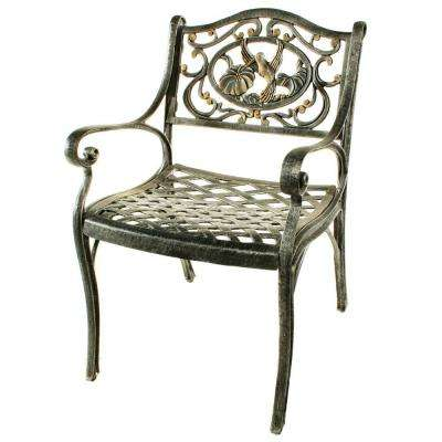 Hummingbird Patio Arm Chair