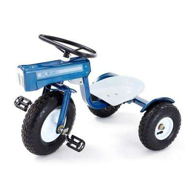 Ol' Blue Tractor Tricycle