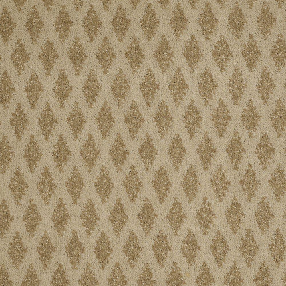 Martha Stewart Living Mayfield Valley - Color Clove 6 in. x 9 in. Take Home Carpet Sample-DISCONTINUED