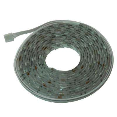 12 ft. Indoor LED Color Changing Flexible Tape Light Roll (RGB)