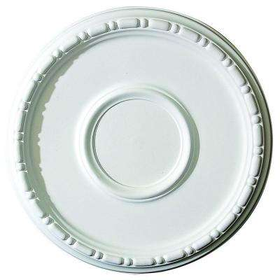 16-1/2 in. x 1-1/2 in. Bead and Barrel Polyurethane Ceiling Medallion