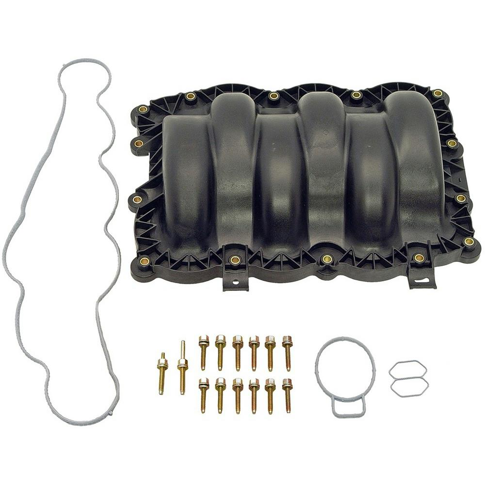 oe solutions upper plastic intake manifold 1999 2003 ford windstar 615 277 the home depot oe solutions upper plastic intake