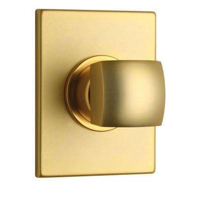Lady Volume Control in Satin Gold
