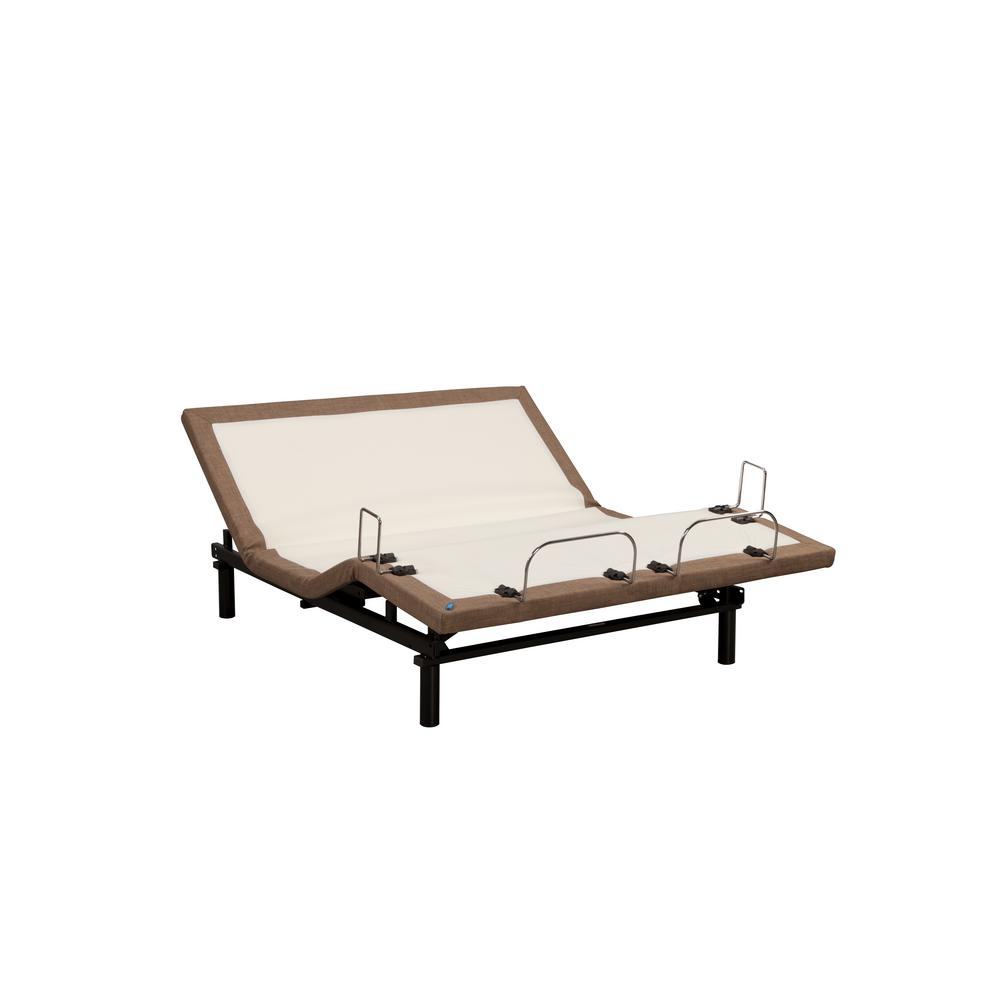 Blissful Nights M2000 Queen Adjustable Bed Frame-BN2AB-Q - The Home ...