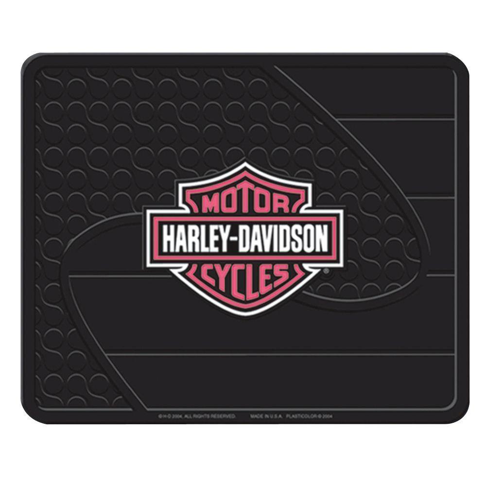 Harley Pink Factory Utility Car Mat