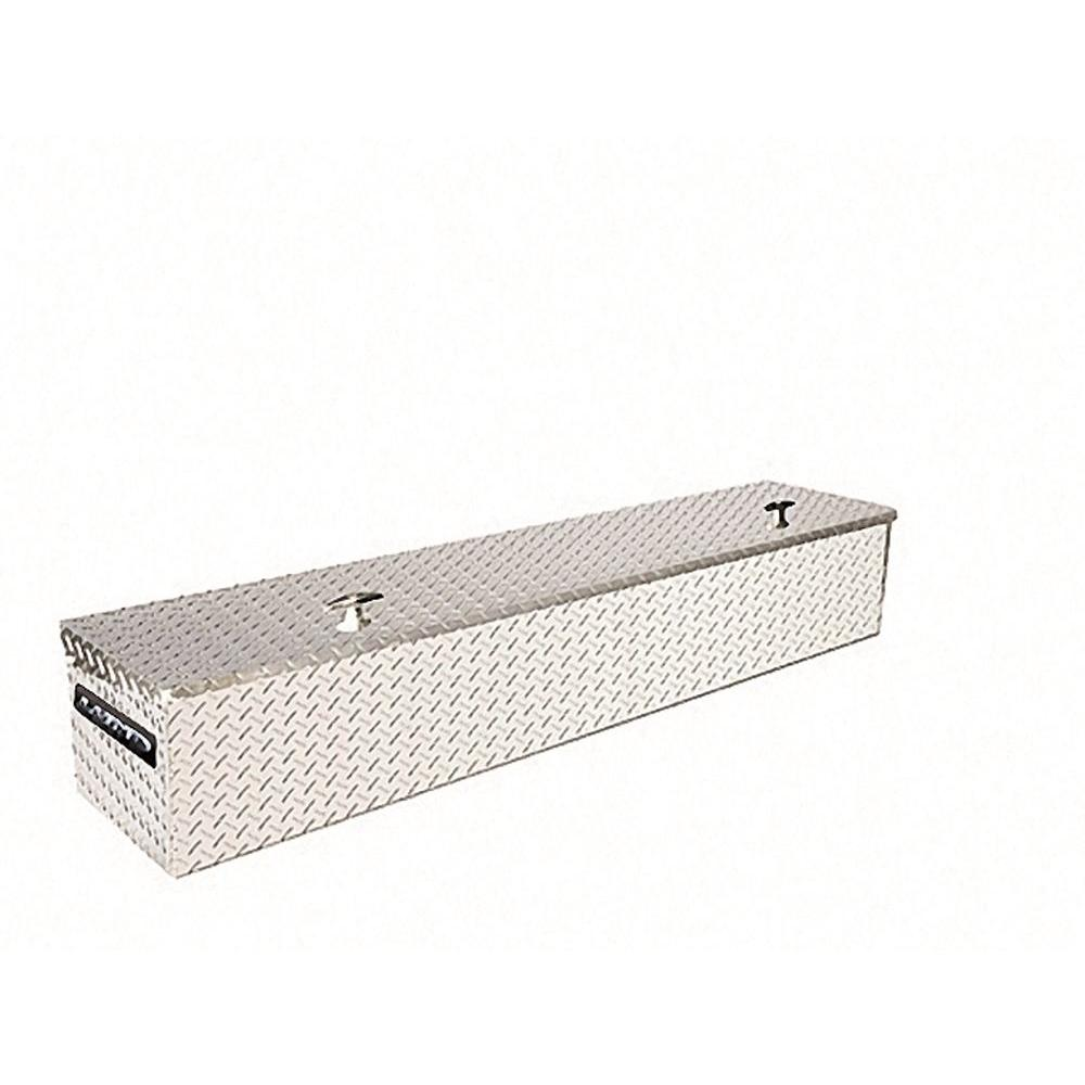 Lund 60.75 in. Aluminum Full Size Side Bin