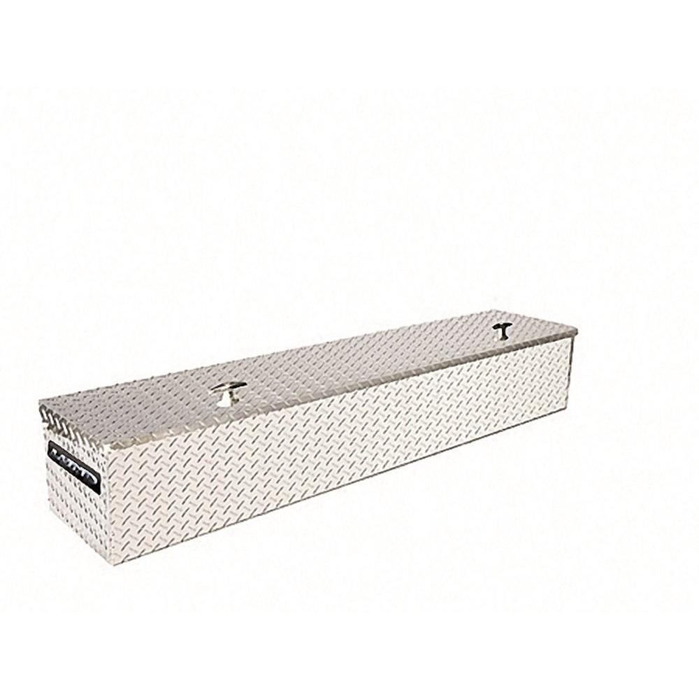 60.75 in. Aluminum Full Size Side Bin