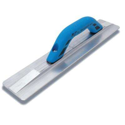 15-1/2 in. x 3-1/8 in. Hand Float - Soft Grip Handle