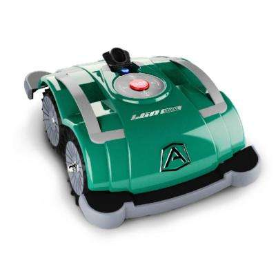 L60 Deluxe 10 in. Battery Powered Electric Robot Lawn Mower