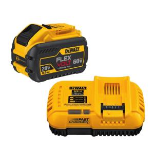 Dewalt DCB118X1 20V/60V MAX 4/8 Amp Fan-Cooled Fast Charger Deals
