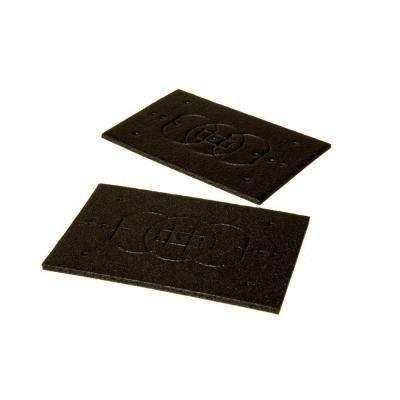 1-Gang Weatherproof Replacement Cover Gaskets (2-Pack)
