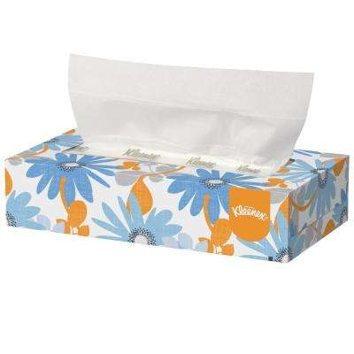 Facial Tissue 2-Ply (125-Count)