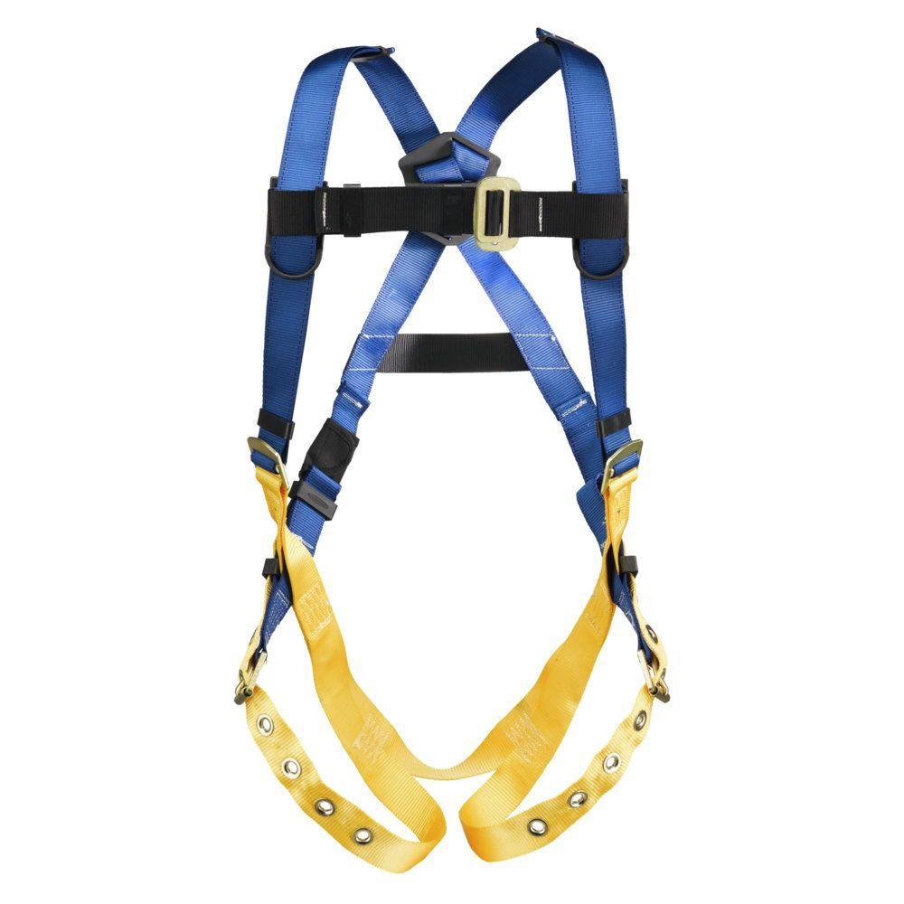 Werner Upgear LiteFit Standard (1 D-Ring) XL Harness-H312004 - The