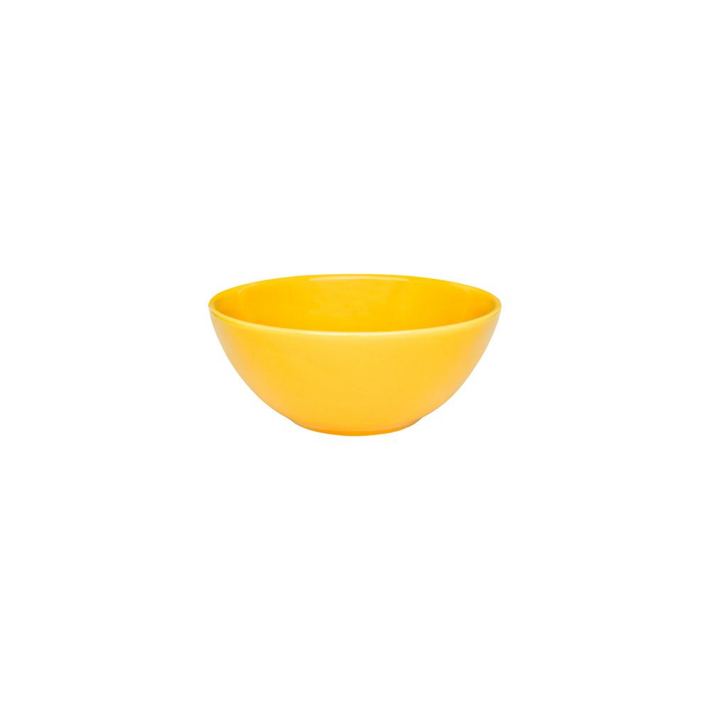 Manhattan Comfort Floreal 20.29 oz. Yellow Earthenware Soup Bowls (Set of 12) was $139.99 now $80.85 (42.0% off)