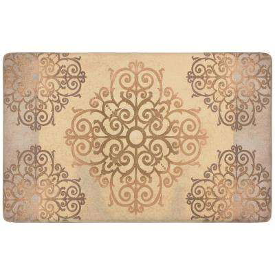 Elroya 39 in. x 20 in. Gelness Mat