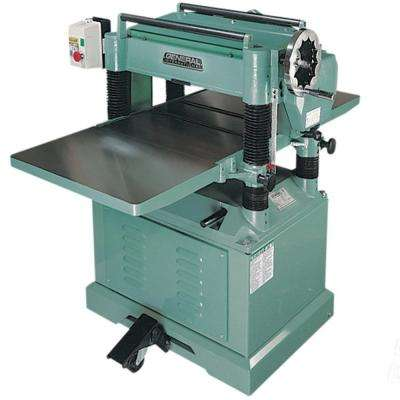 20 in. 5 HP Surface Planer