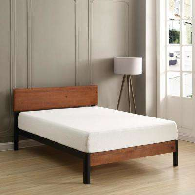 Classic Queen-Size 8 in. Memory Foam Mattress