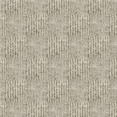 First Impressions City Block Ivory Texture 24 in. x 24 in. Carpet Tile (15 Tiles/Case)