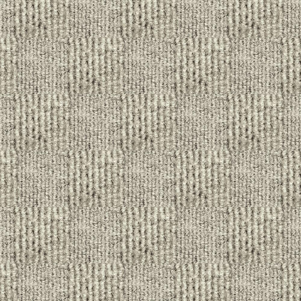 First Impressions City Block Ivory Texture 24 in. x 24 in.