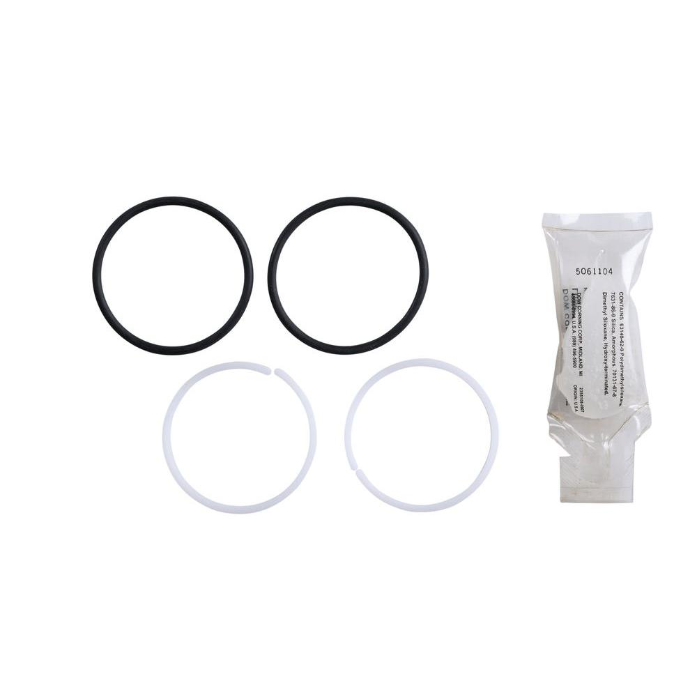 Kohler O Ring Seal Kit For Kitchen Faucets In White K Gp30420 The Home Depot