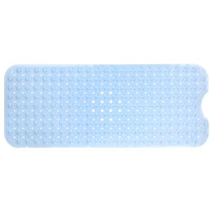 Slipx Solutions 16 In X 39 In Extra Long Bath Mat In