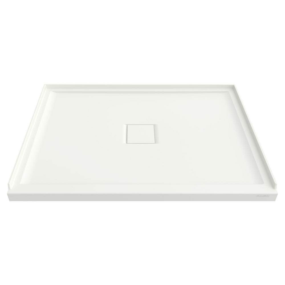 American Standard Townsend 48 in. x 36 in. Single Threshold Shower Base in White
