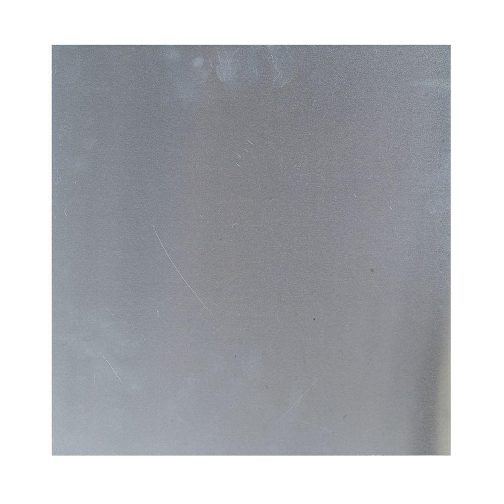 """Set of 4 11ga Galvanized Sheet Metal Plate 6/"""" x 12/"""""""