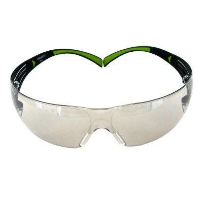 SecureFit Mirror Anti-Scratch Lenses Indoor/Outdoor Safety Glasses (Case of 6)