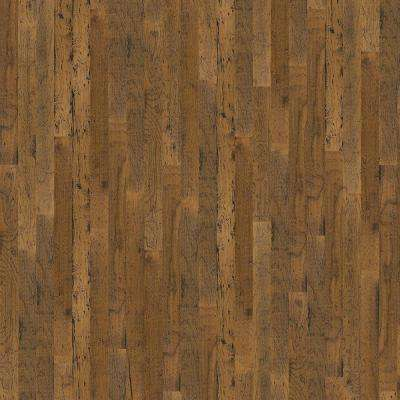 Take Home Sample - Chinos Hickory Almond Engineered Hardwood Flooring - 5 in. x 8 in.