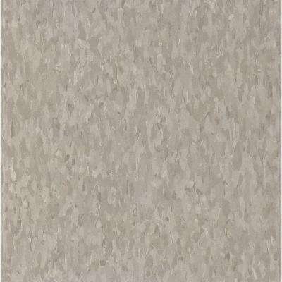 Take Home Sample - Imperial Texture VCT Earth Green Standard Excelon Commercial Vinyl Tile - 6 in. x 6 in.