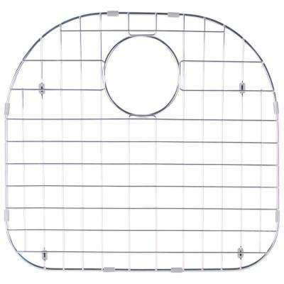 Stainless Steel Sink Grid - Fits Single Bowl Sink 23-1/4x21