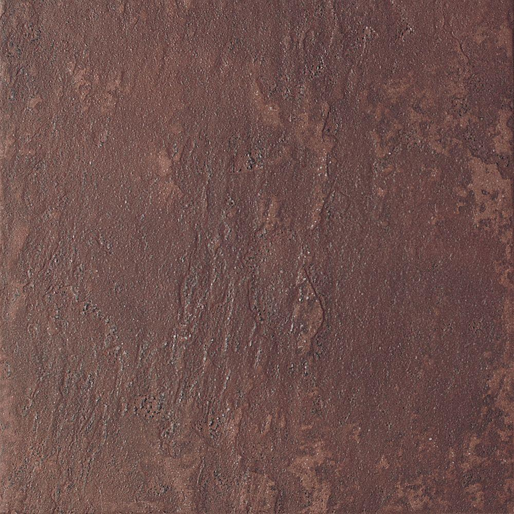 Daltile Continental Slate Indian Red 12 In X Porcelain Floor And Wall