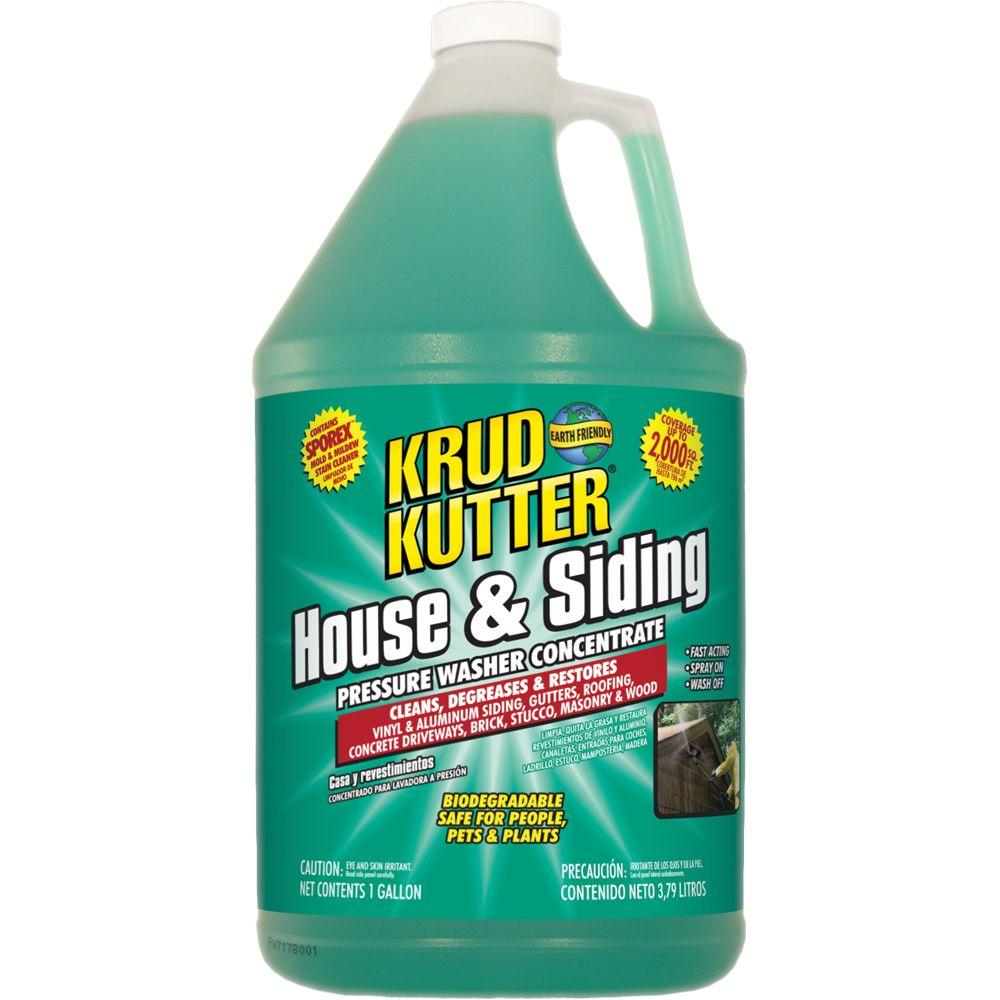 Krud Kutter 1 gal. House and Siding Pressure Washer Concentrate