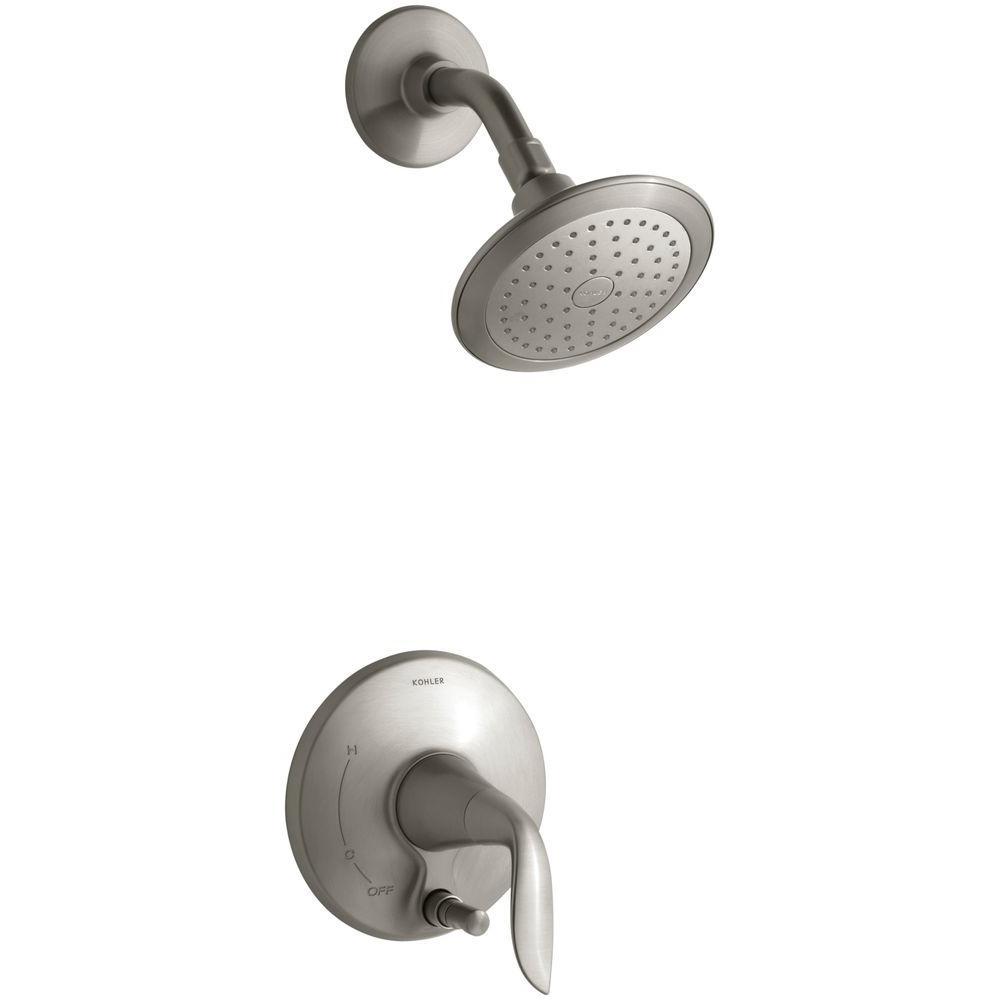 Kohler Refinia 1 Handle Shower Faucet Trim Kit With Push