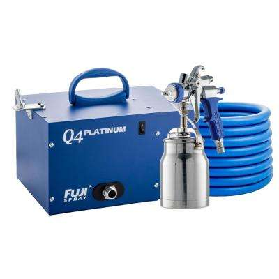 Q4 PLATINUM T70 HVLP Spray System