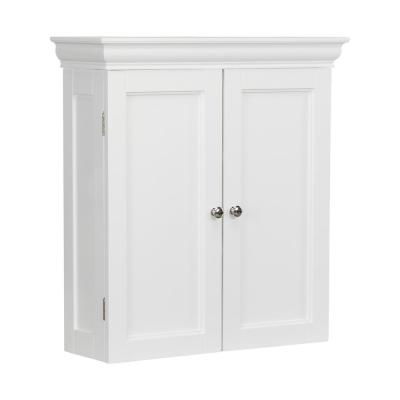Broadway Two Door Wall Cabinet with Two Contemporary Style Doors