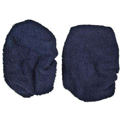 5 in. - 6 in. Terry Bonnet (2-Pack)
