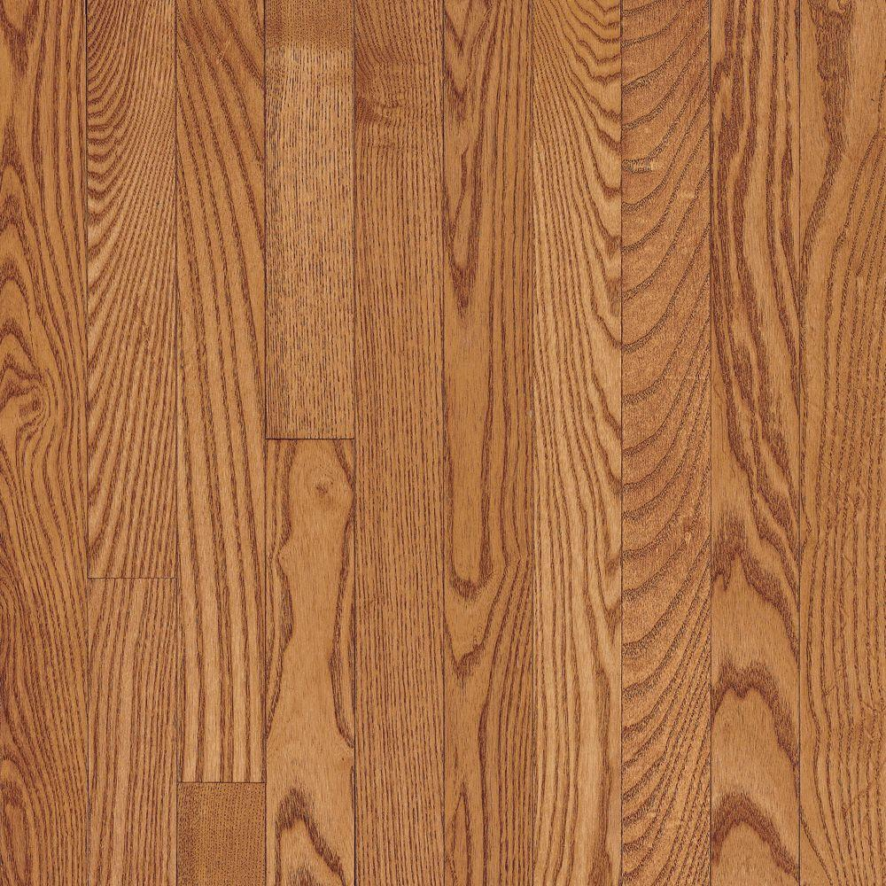 Bruce American Originals Copper Light Red Oak 3/4 in. T x 3-1/4 in. W x Varying L Solid Hardwood Flooring (22sq. ft./case)
