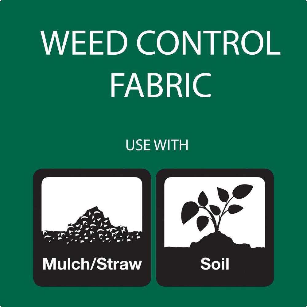 Easy Gardener 3 Ft X 50 Weedblock, Easy Gardener Weed Block