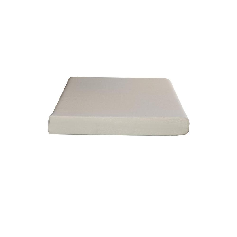 Signature Sleep Tranquility King Size 8 In Memory Foam Mattress