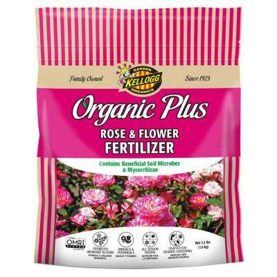 3.5 lb. Rose and Flower Fertilizer