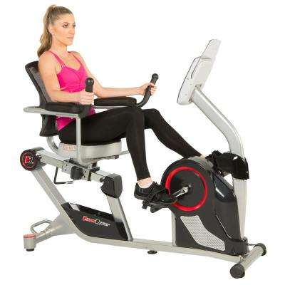 X-Class 310SX Bluetooth Smart Technology Magnetic Recumbent Exercise Bike with Free App