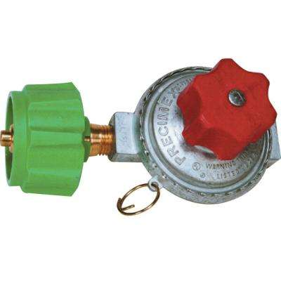 High Pressure Adjustable Regulator with Type 1 Connection