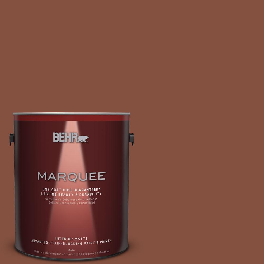 1 gal. #T14-9 Hipsterfication Matte Interior Paint