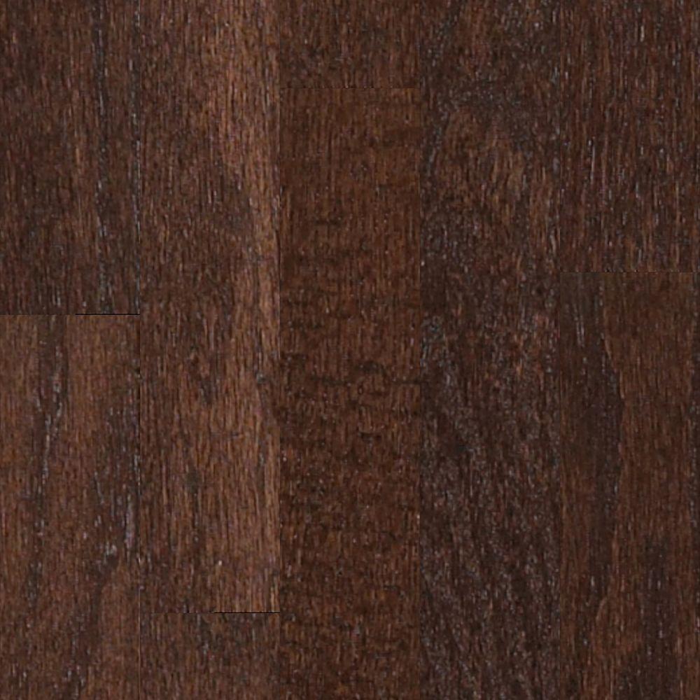 Take Home Sample - Woodale II Coffee Bean Solid Hardwood Flooring - 2-1/4 in. x 8 in.