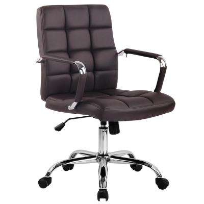 Manchester Brown Office Chair