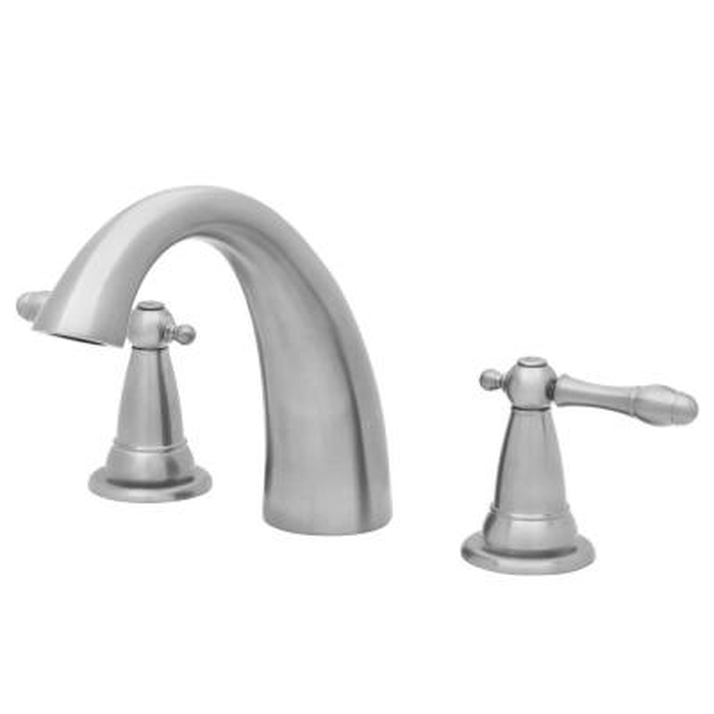 2-Handle Roman Tub Faucet in Brushed Nickel