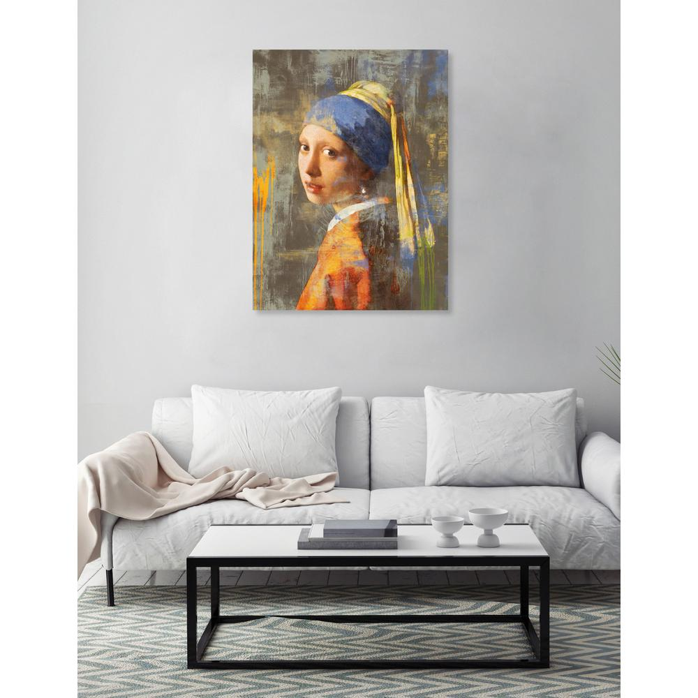 "24 in. x 18 in. ""SAI - Beauty Beyond The Paint"""